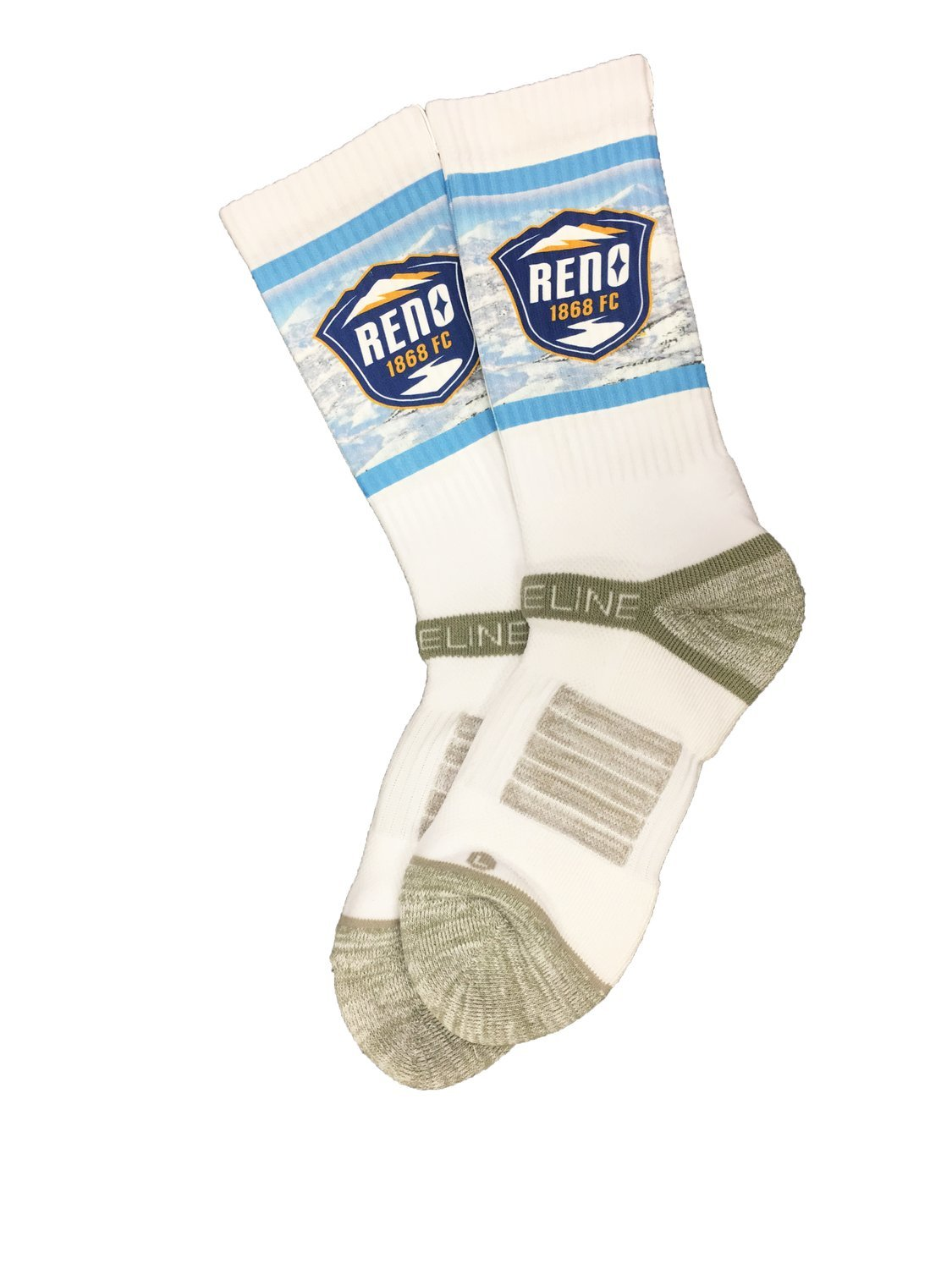 Strideline Crew Sock