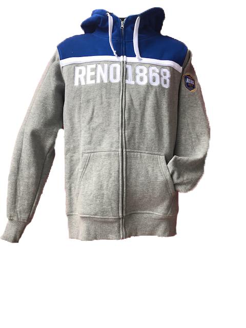 Reno 1868 Full Zip Hoodie