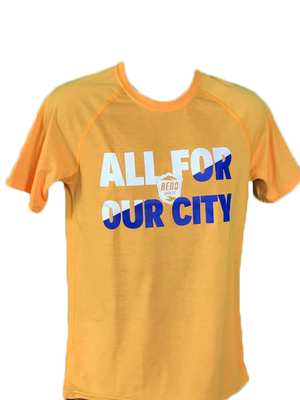 All For Our City Tee