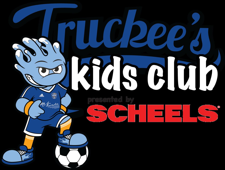 Truckee's Kids Club Membership Presented By Scheels