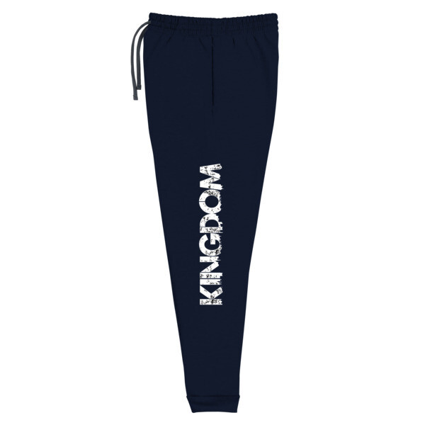 Kingdom Men Navy Joggers