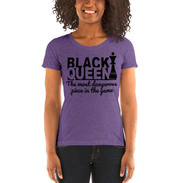 Black Queen Piece Dark t-shirt