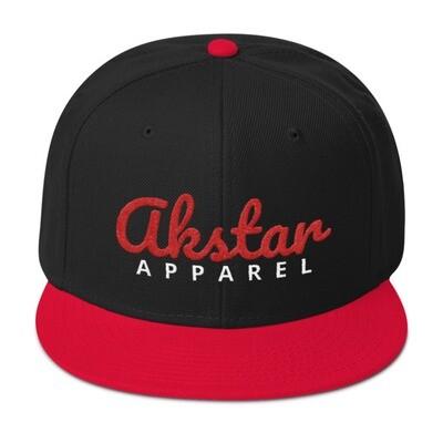 AkStar Signature Flier Tone Snapback