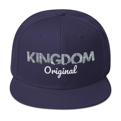 Kingdom Original Navy Snapback