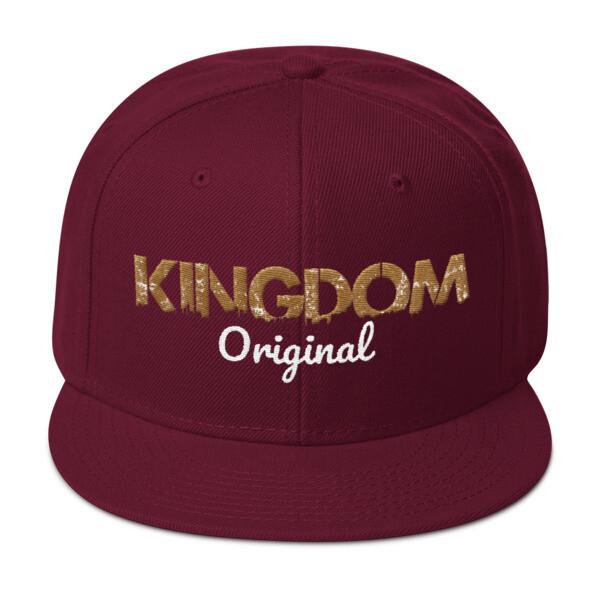 Kingdom Original Cardinal Snapback