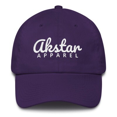 AkStar Signature Ladies Pur Cotton Cap