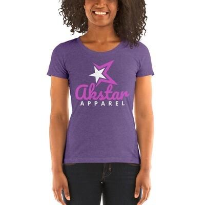 Ladies' Crewneck Pur t-shirt