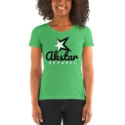 Ladies' Crewneck Grn t-shirt