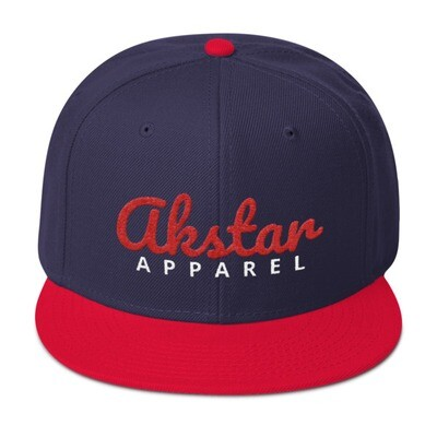 AKStar Signature Tone BR Snapback