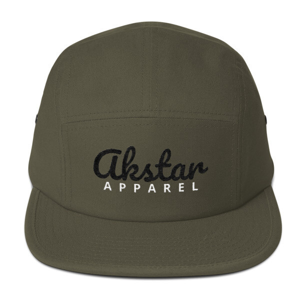 AKStar Signature Army Five Panel Cap