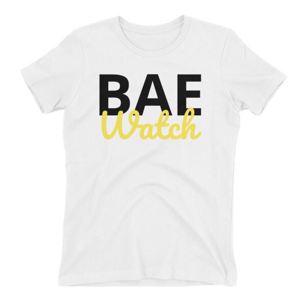Bae Watch Women's t-shirt