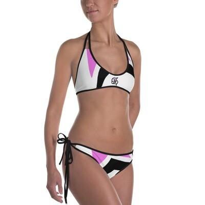 AKStar AO Pink Bikini