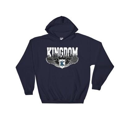 KINGDOM Men's Hooded Sweatshirt