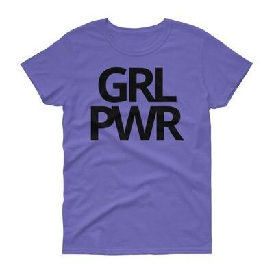 GIRL POWER Women's Light t-shirt