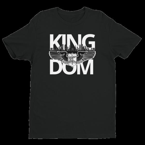 Kingdom City Mens T-shirt