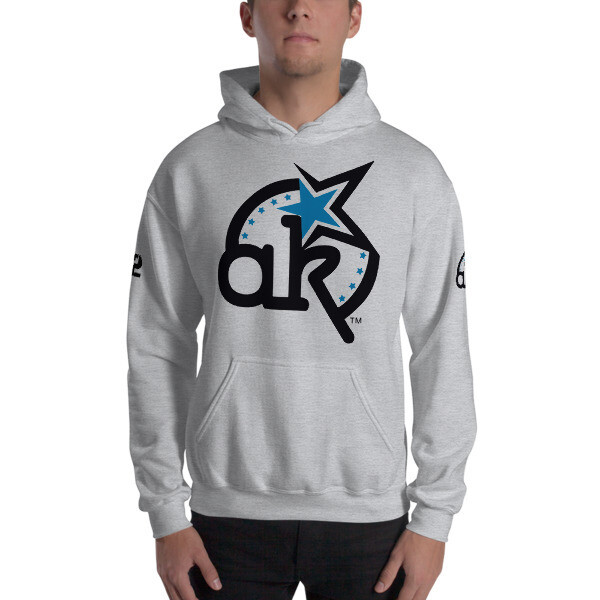 42 AKSA Logo Hooded Sweatshirt