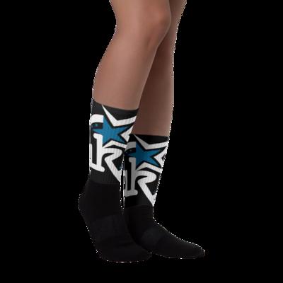 AKStar Logo AO Socks