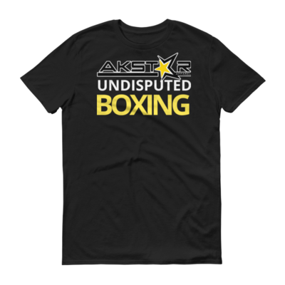 AKSA Undisputed Boxing T-Shirt