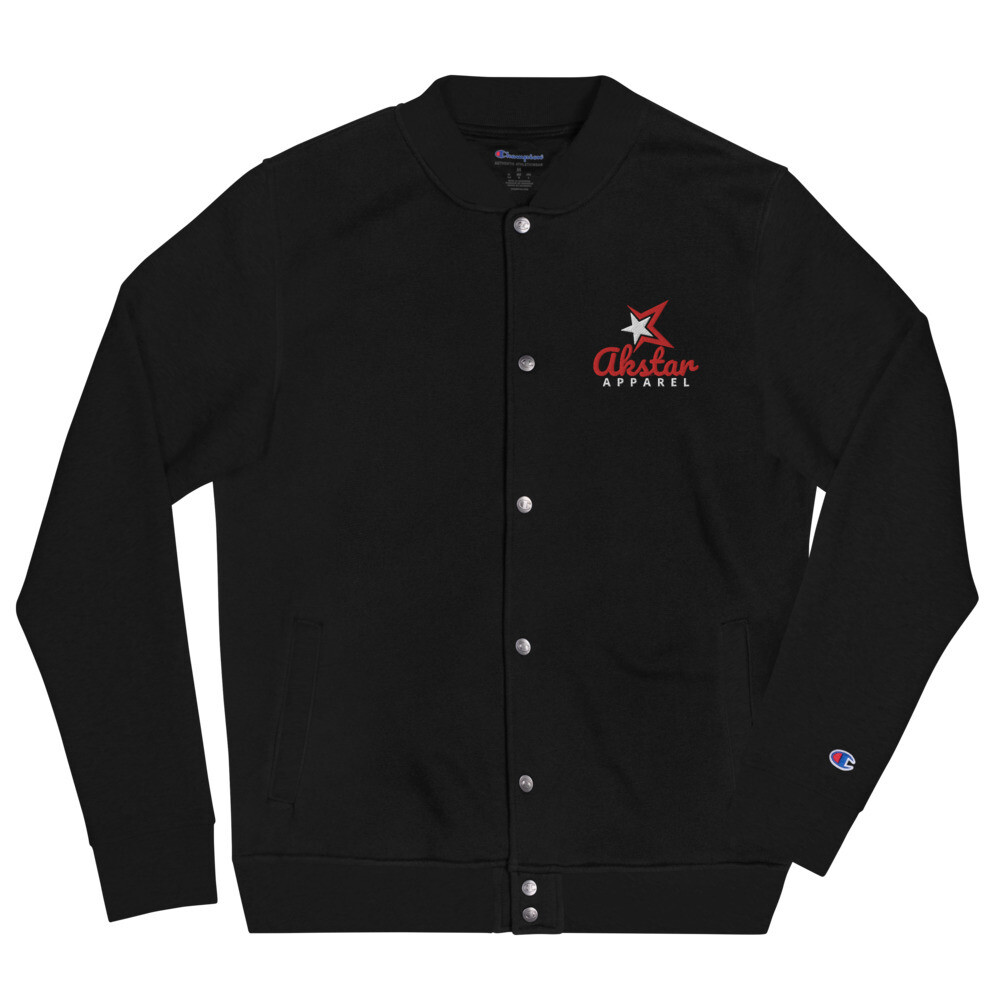 Rising Star Champion Bomber Jacket