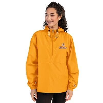 Wms Rising AKStar Champion Packable Org Jacket