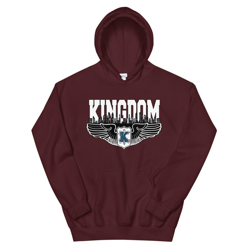 Kingdom Original Hoodie Cardinal
