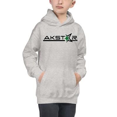 AKSA Kids Hoodie Grey
