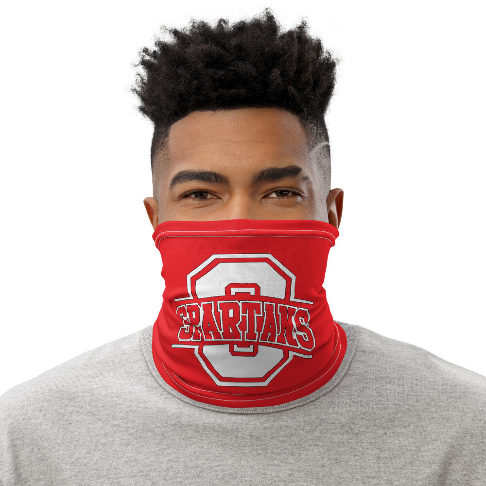 Spartans Face Scarf Cover
