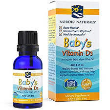 Baby's Vitamin D3 0.37 fl oz