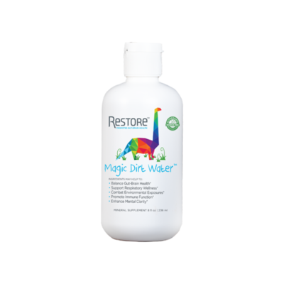 Magic Dirt Water - Restore for Kids
