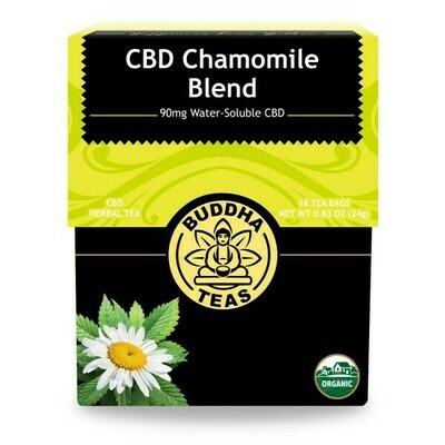CBD Chamomile Blend - Buddha Teas