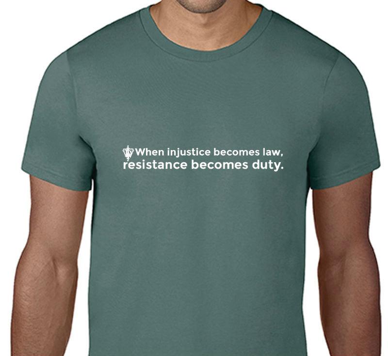 Resistance Shirt - Green