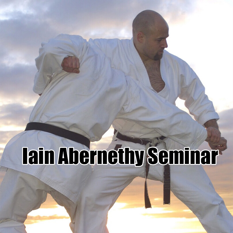 Iain Abernethy Seminar