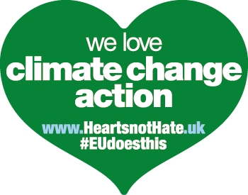 Climate Change Action Stickers (90) (UK postage included)