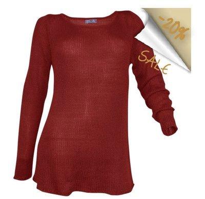 Pullover mit  Ellenbogen Patches