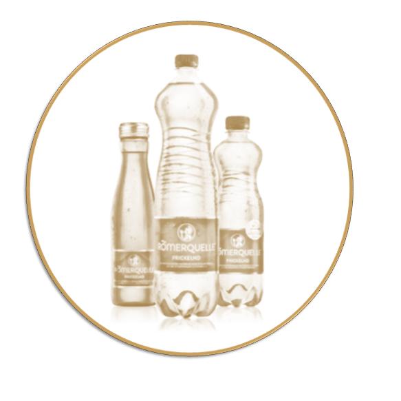 Mineralwater Römerquelle