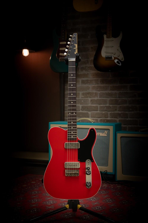 Reserved - Macmull Heartbreaker Custom, Metallic Red 3.35kg / 7.39lbs