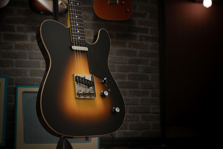 Private Stock - Heartbreaker NEO 3.12kg / 6.88lbs *Showroom Guitar*