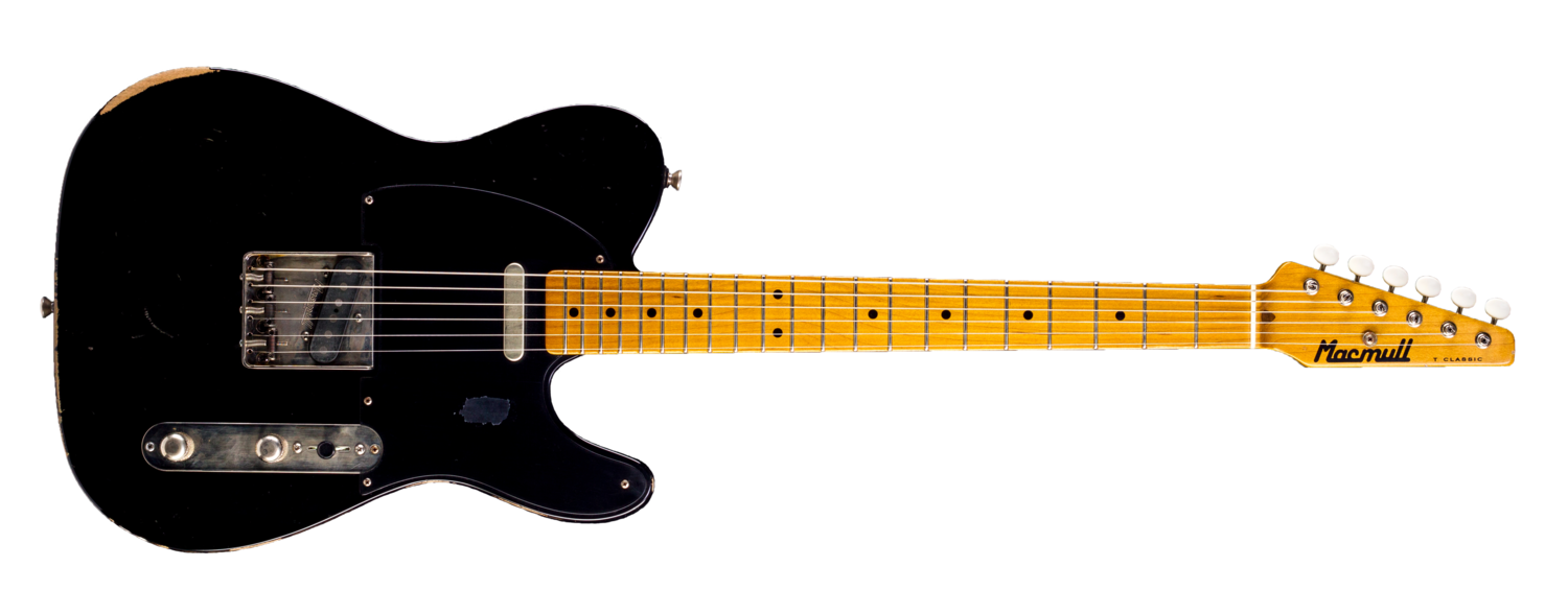 SOLD - Macmull T-Classic blackie maple