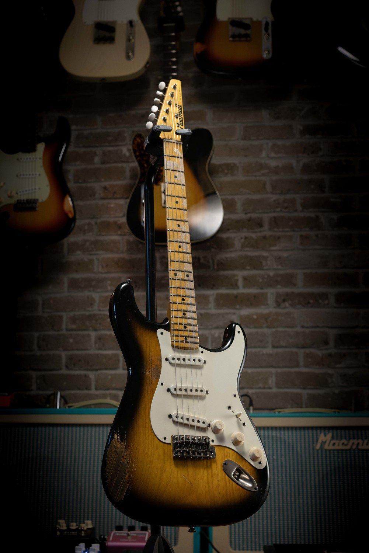 Macmull S-Classic, Two Tone Burst 3.39kg / 7.47lbs