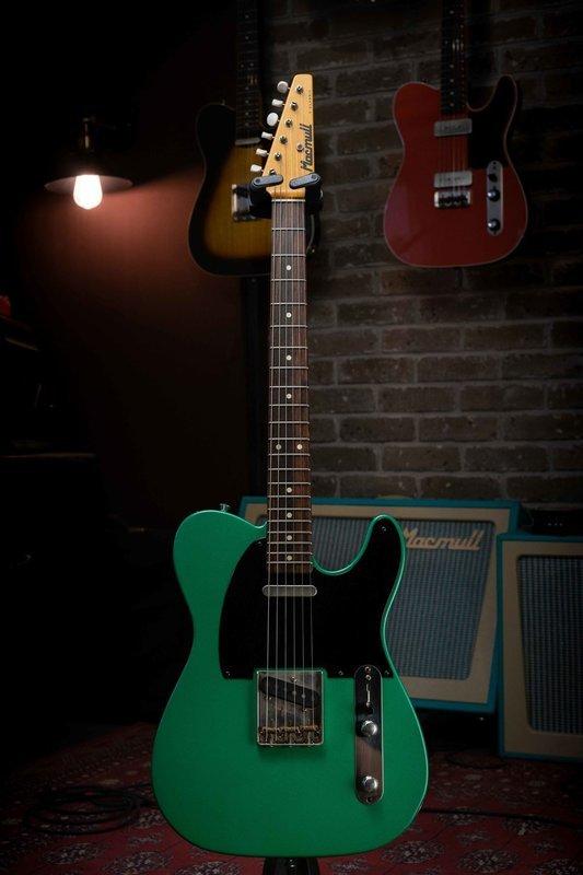 Macmull T-Classic, Machine Green 3.29kg / 7.25lbs
