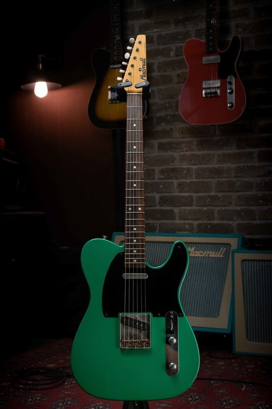 SOLD - T-Classic, Machine Green 3.29kg / 7.25lbs