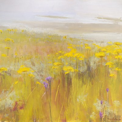 Fields of Gold. Reproduction print
