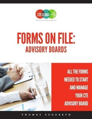 Forms on File: Advisory Boards