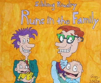 ​Rugrats: Sibling Rivalry Runs in the Family​