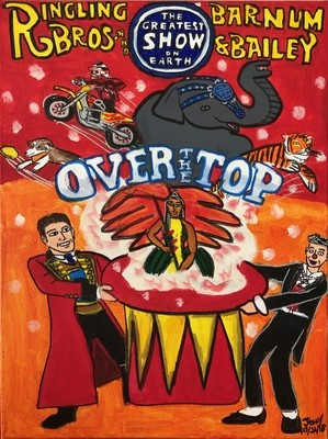 """Ringling Bros. and Barnum & Bailey """"Over the Top"""""""