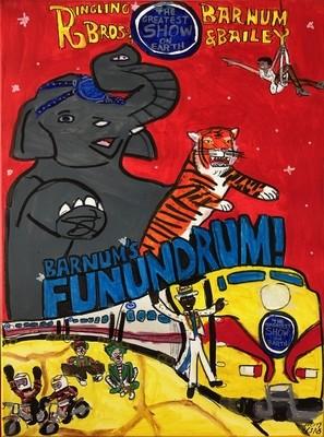 Ringling Bros. and Barnum & Bailey Barnum's Funundrum!