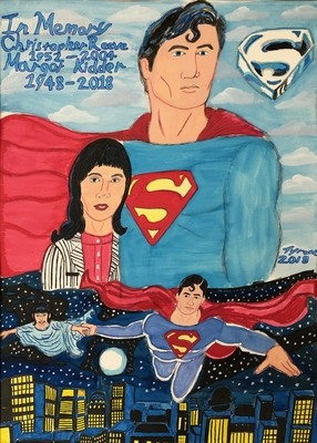 Super Couple: Dedicated to Christopher Reeve and Margot Kidder