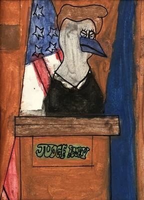 Judge Booby