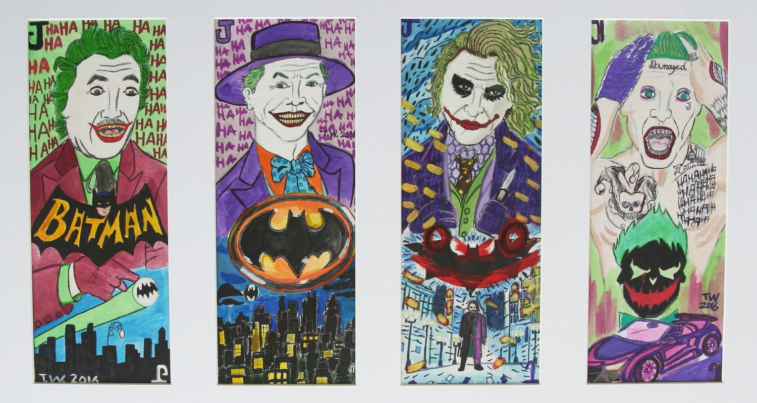 Evolution of the Joker