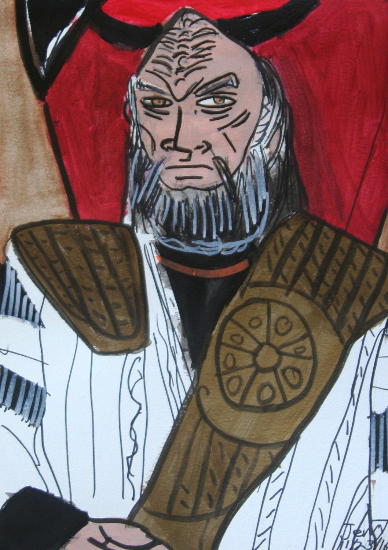 Klingon Ambassador